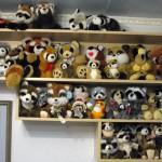 могкие игрушки еноты
