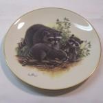 тарелка сувенирная енотики