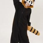 маскарадный костюм енот