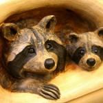 raccoon_mombaby1