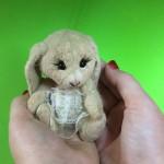 зайка, заяц, кролик, игрушка, ручная работа, подарок, сувениры, rabbit, bunny, teddybear, OOAK, handmade, toy, present, gift