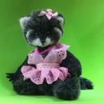 енот, Маруся, подарок, сувенир, игрушка, ручная работа, raccoon, toy, handmade, gift, teddy bear, OOAK