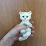 подарок, кот, сувенир, ручная работа, игрушка